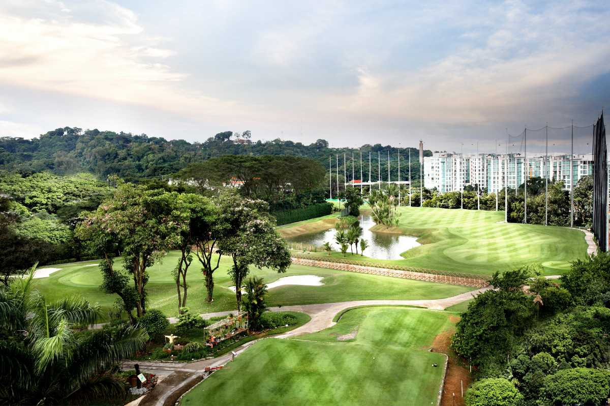 Keppel Club, Golf Courses in Singapore