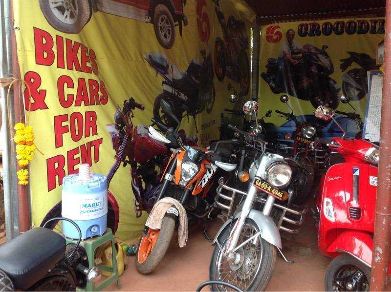 OK Motorbike and Car for Rent