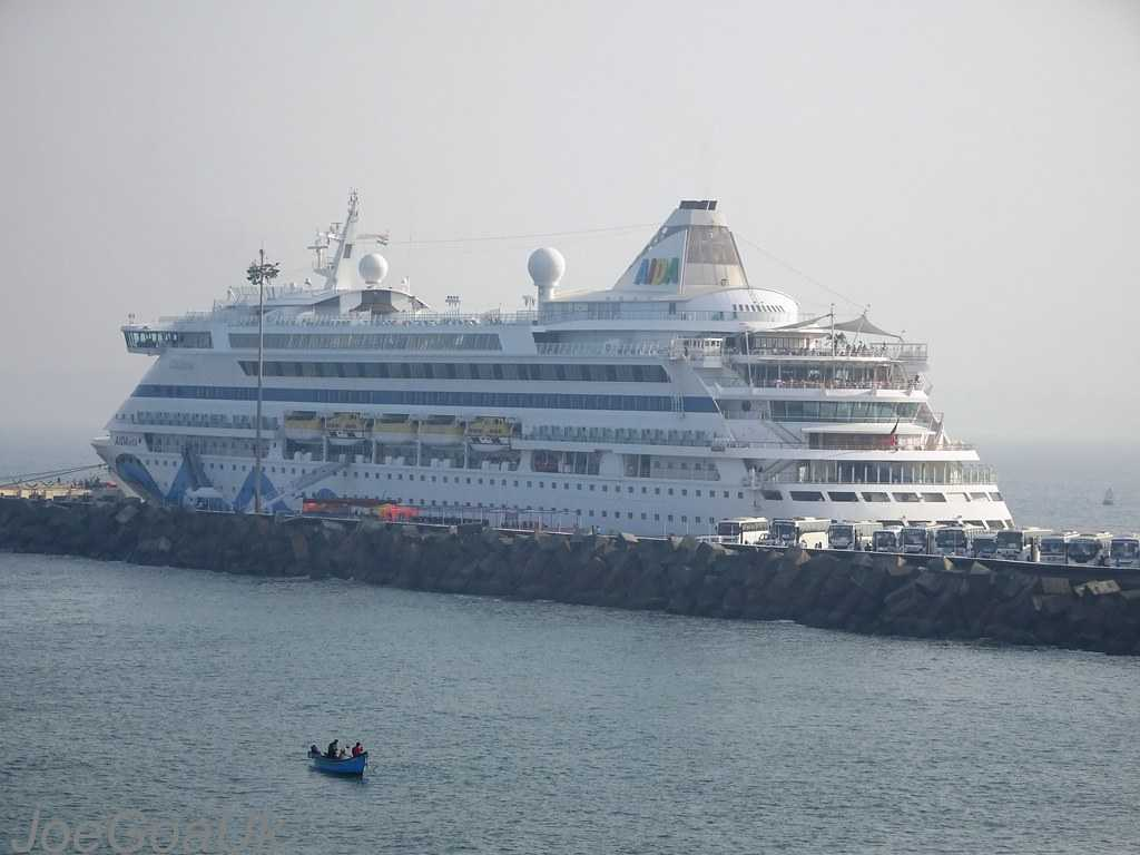 Cruise in Goa