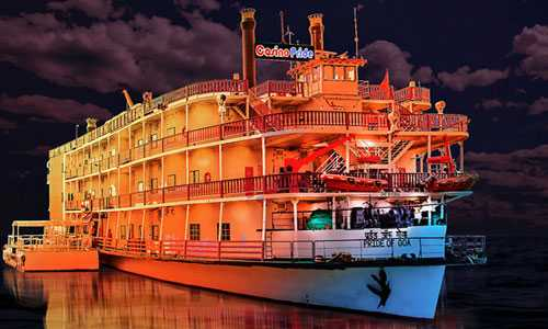 Cruise in Goa |booking, dinner, casino, packages