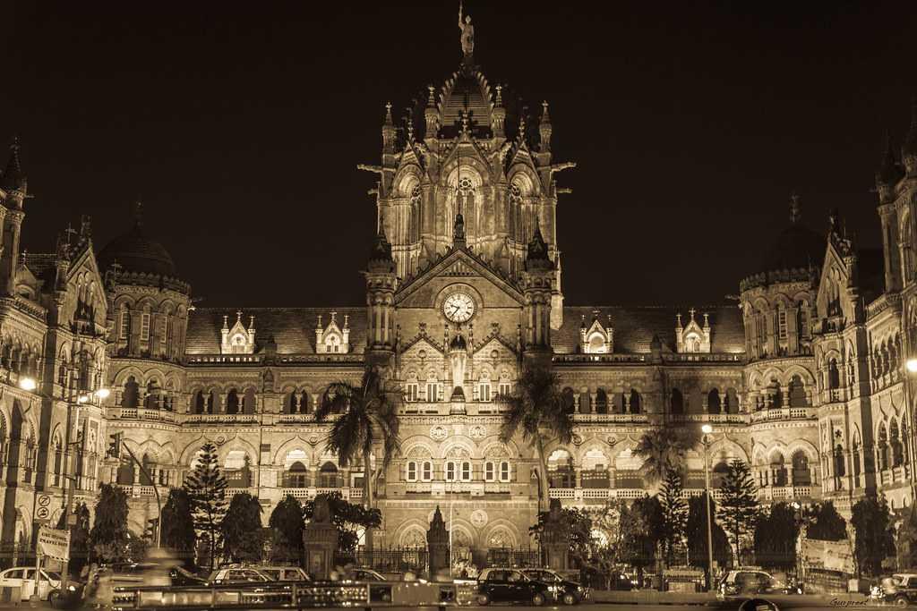 Chhatrapati Sivaji Terminus, Mumbai