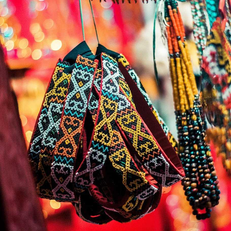 Art & Craft of Sabah, Sabah Culture