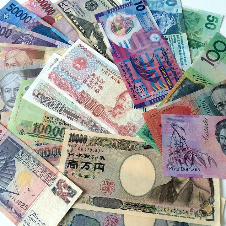 Currency Exchange in Bali, Indonesian Rupaiah