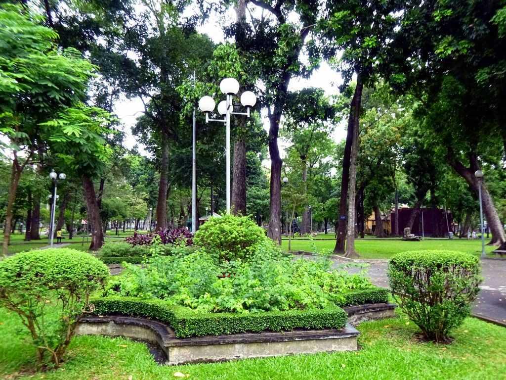 Cong Vien Van Hoa Park Ho Chi Minh City