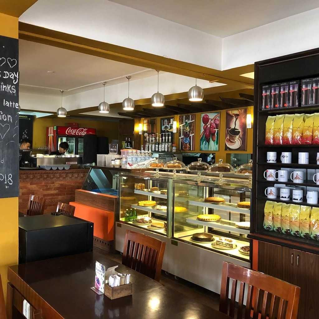 Himalayan Java Coffee, Top 15 Cafes in Kathmandu