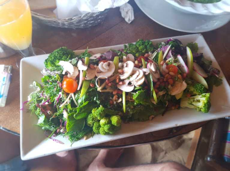 Food at Thalassa