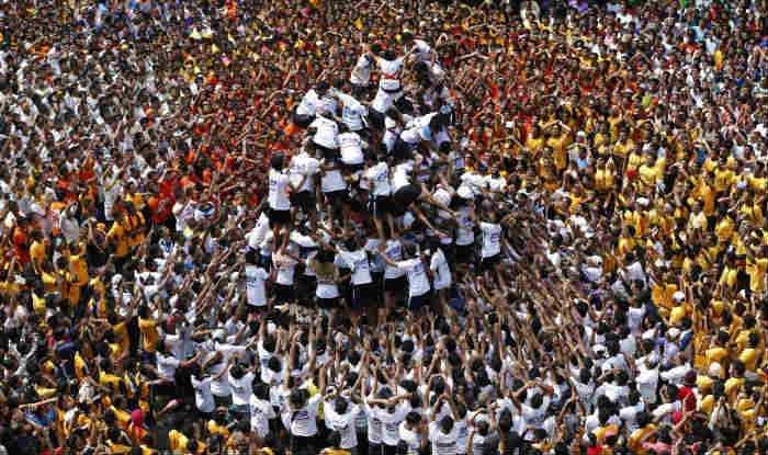 Janmashtami, Festivals Of Gujarat