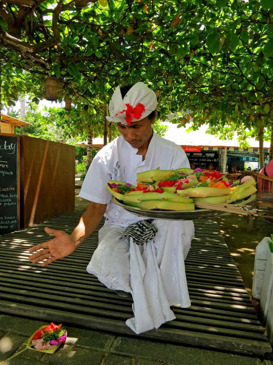 Canang Sari - daily offering