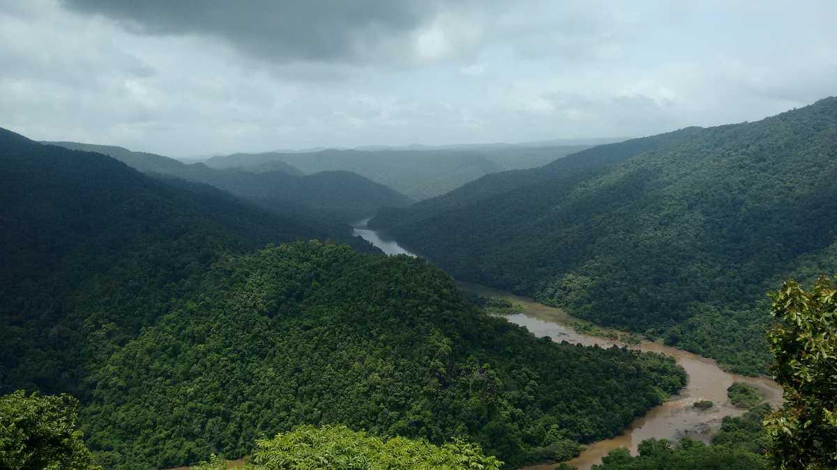 Dandeli Kali River