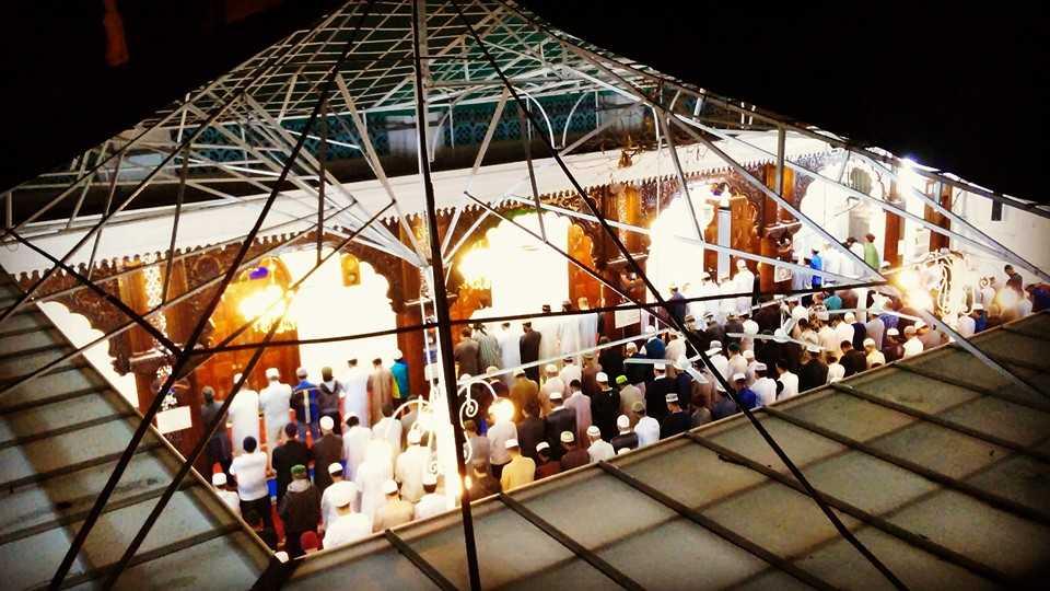 Jummah Masjid, Mauritius