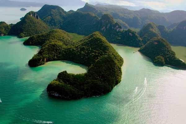 Pulau Dayang Bunting, Langkawi