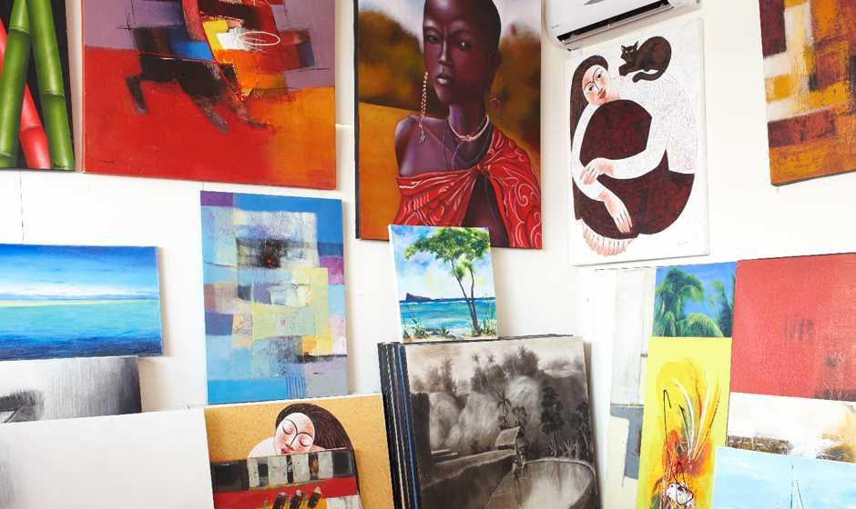 Seebaluck Art Gallery