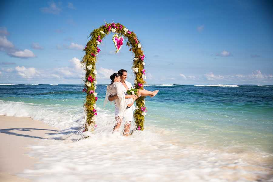 Denis Private Island, Wedding resorts in Seychelles