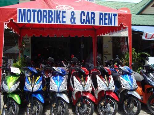 Bike Rental Services, Bike Rentals in Phuket