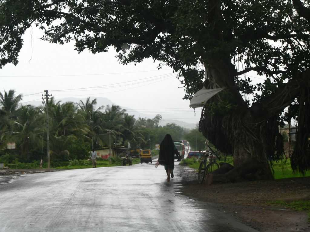 Alibaug in Monsoon