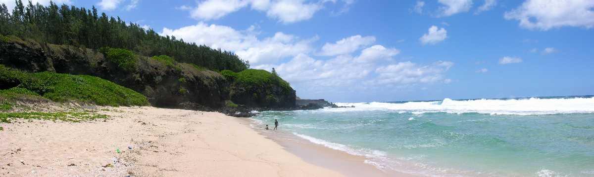 Gris Gris Beach, Mauritius