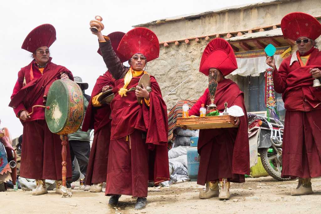 Mount Kailash, Saga Dawa Festival