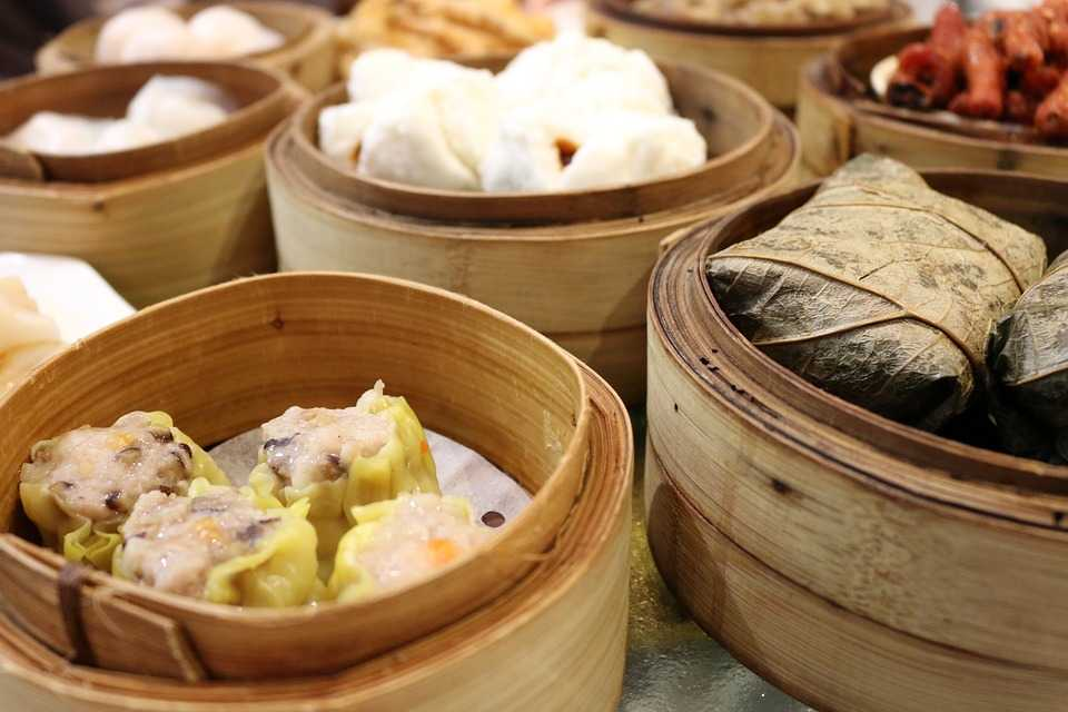 Dim Sum, Food of Hong Kong