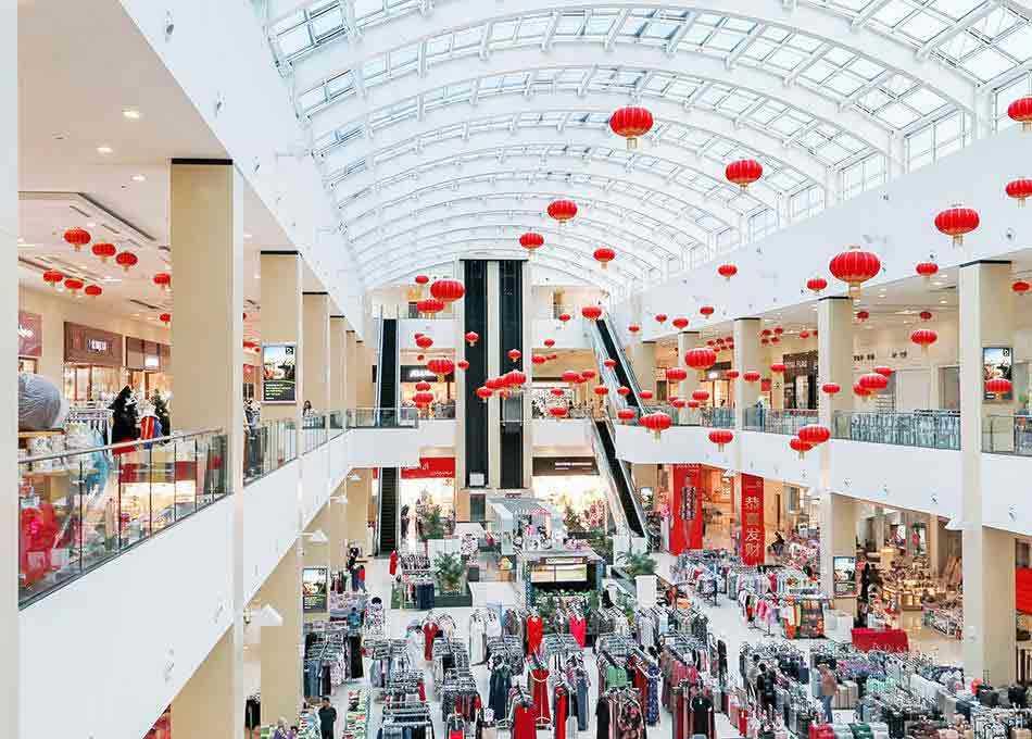 Inside Dragon Mart Dubai
