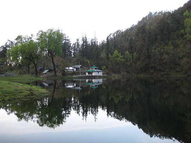 Dodital, Camping in Uttarakhand