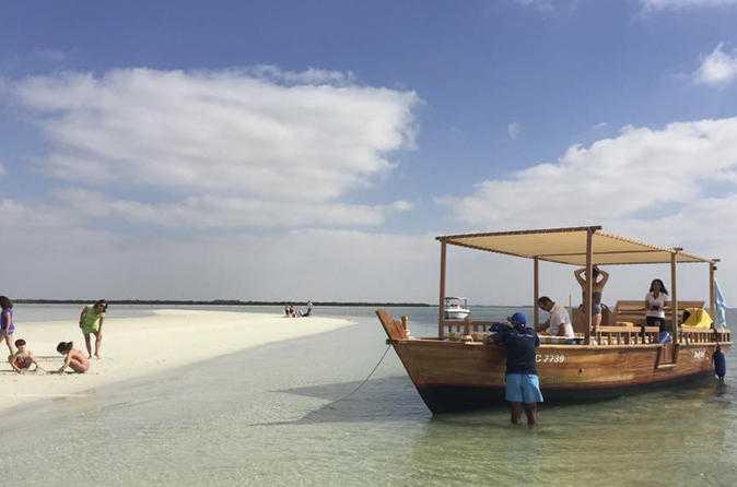 islands abu dhabi, dolphin