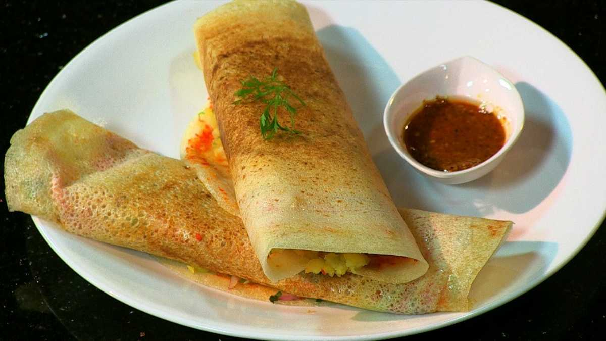 Masala Dosa, Food and drinks in Singapore