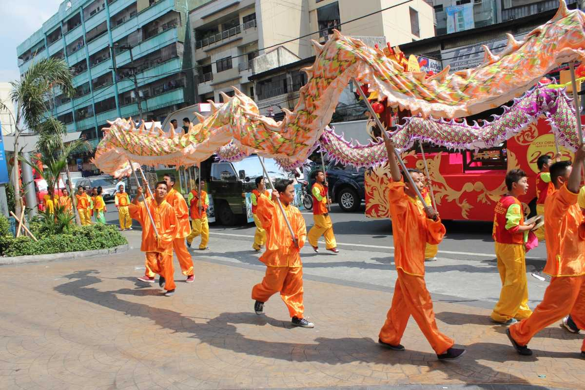 Festivals of Thailand, Chinese New year