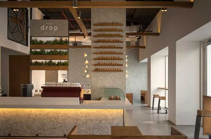 Drop Cafe Dubai