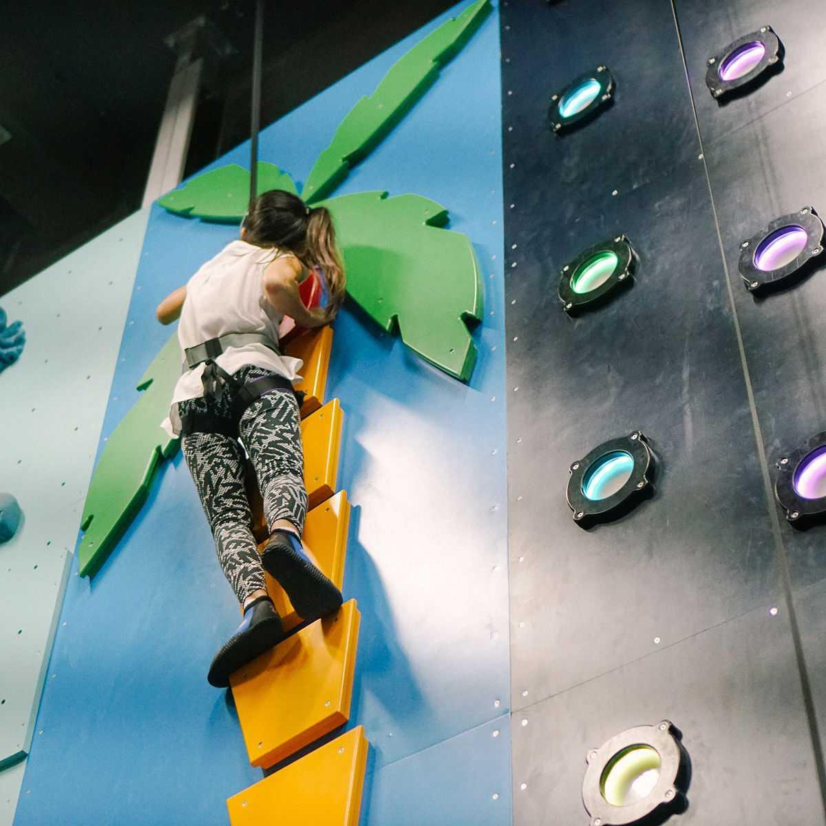Climbers Laboratory, Rock Climbing in Singapore