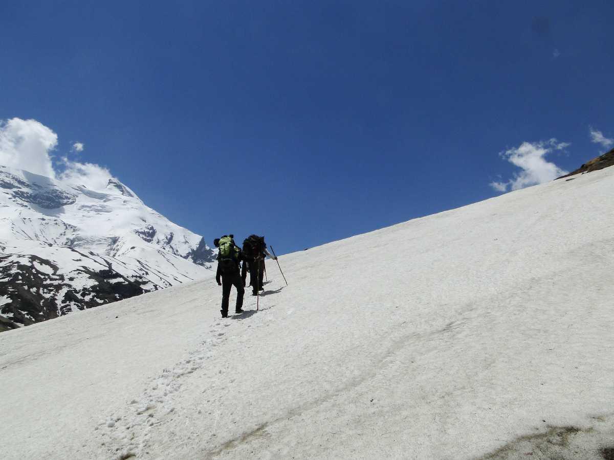 Auden's Col Trek, Treks in Uttarakhand