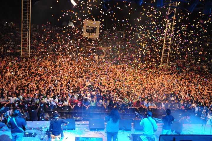 music festivals in india, mood indigo