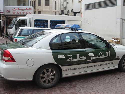 dubai safety, police