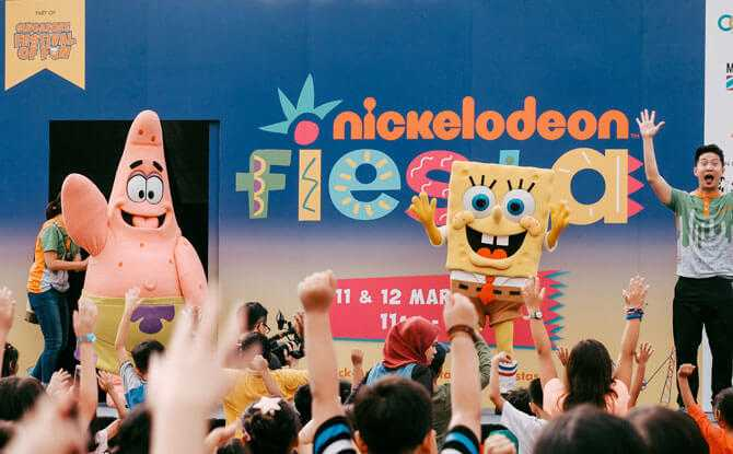 Singapore Festival of Fun, Singapore in March