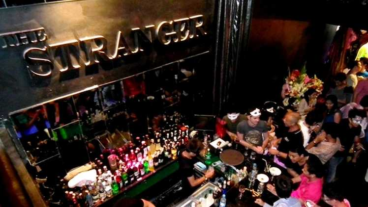 The Stranger, Gay Bars In Bangkok