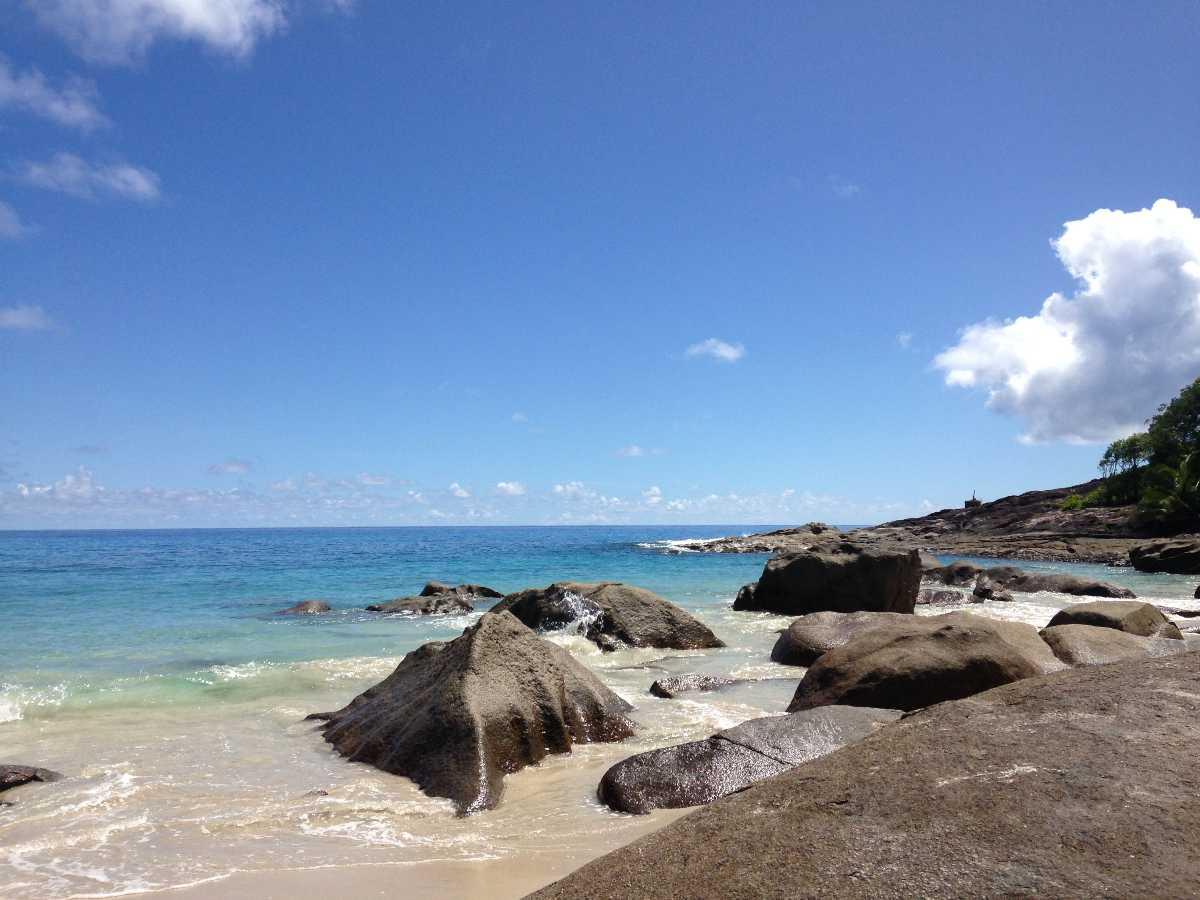 Anse Mandon, Silhouette Island Seychelles
