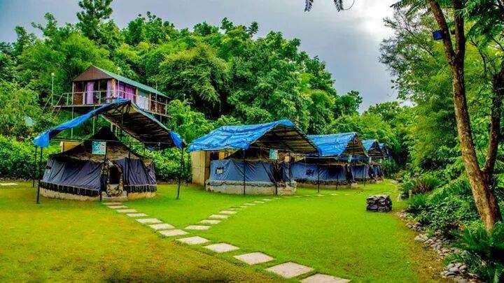Orsang Camp Resort, Picnic Spots near Ahmedabad