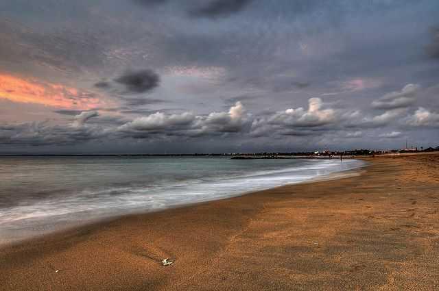 Tuban Beach Bali Indonesia