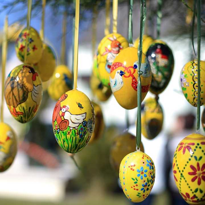 Easter, Festivals of India