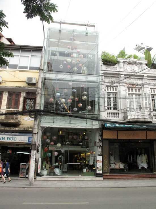 Tan My Design, Hang Gai Street, Hanoi