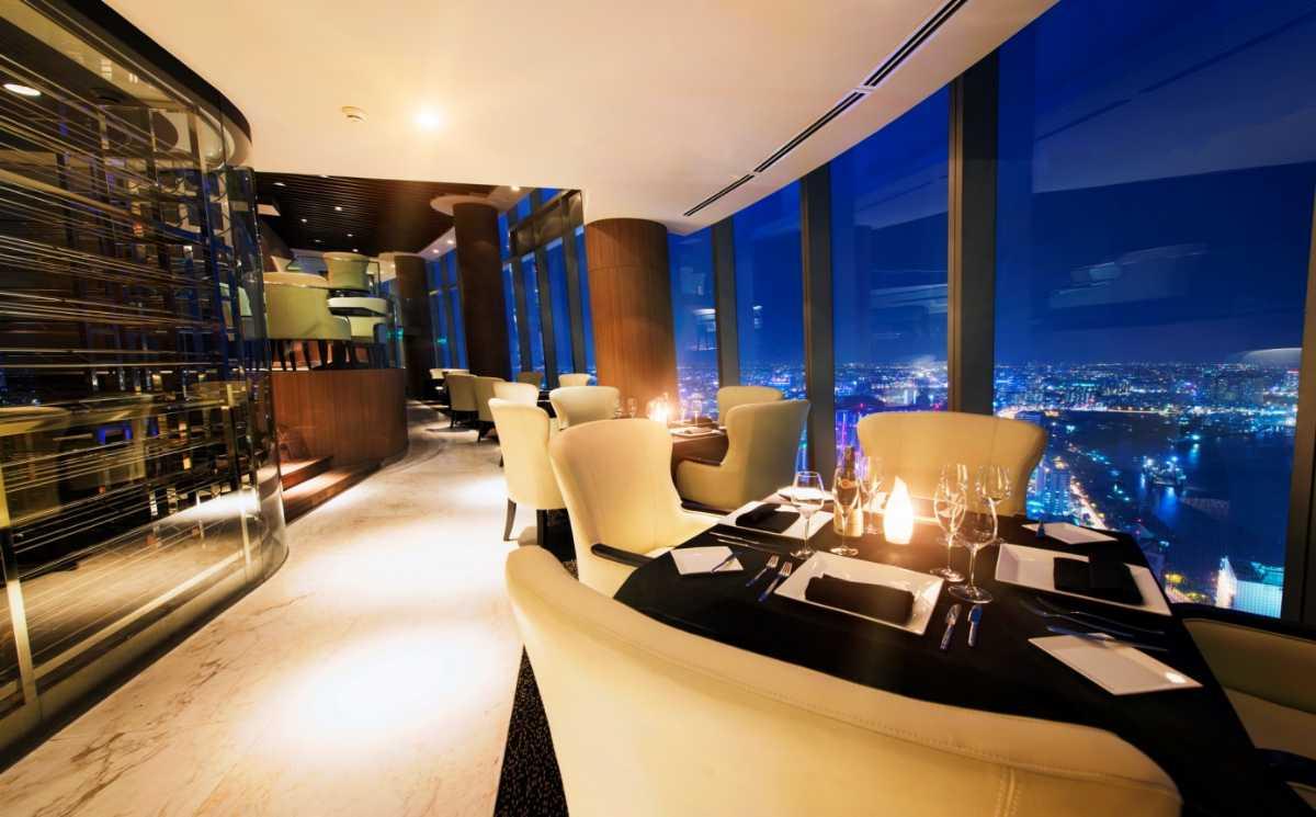 EON51 Restaurant, Saigon Skydeck, Bitexco Financial Tower