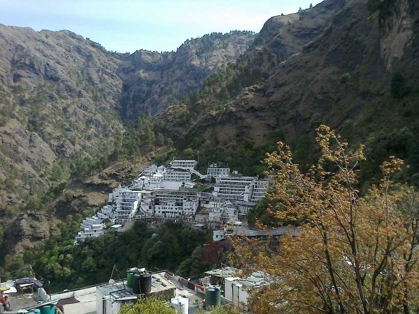 Vaishno Devi Weather > Best Time To Visit, Temperature & Season