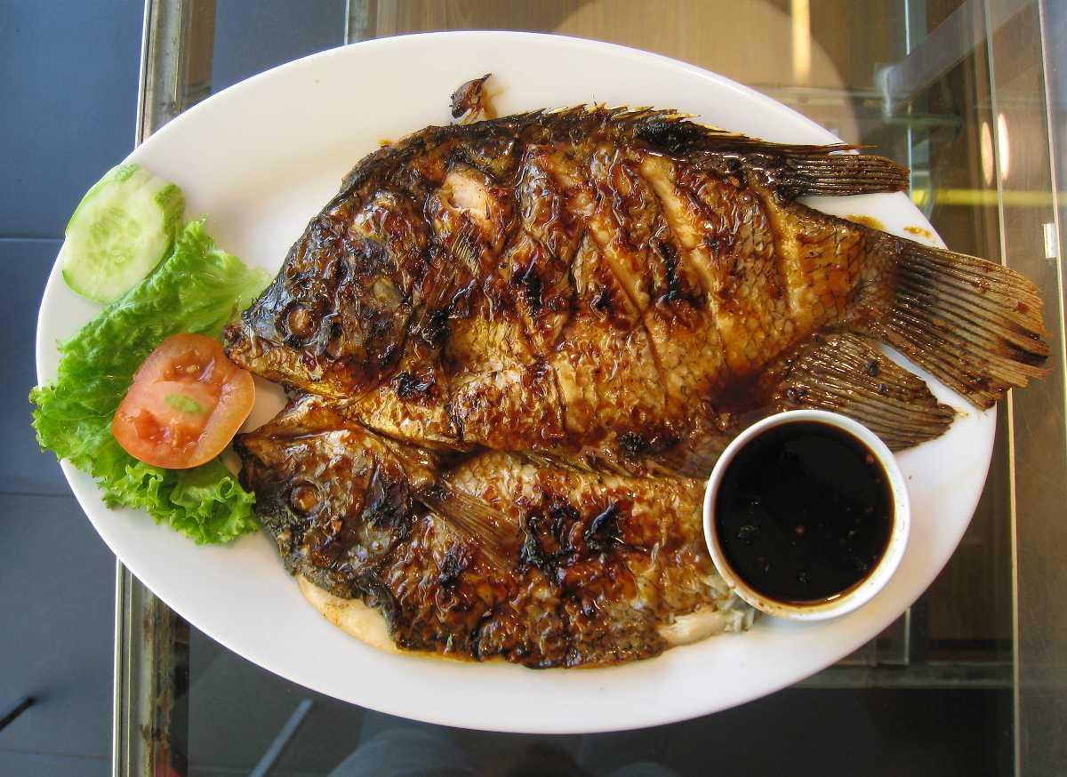 Ikan Bakar, Food in Australia