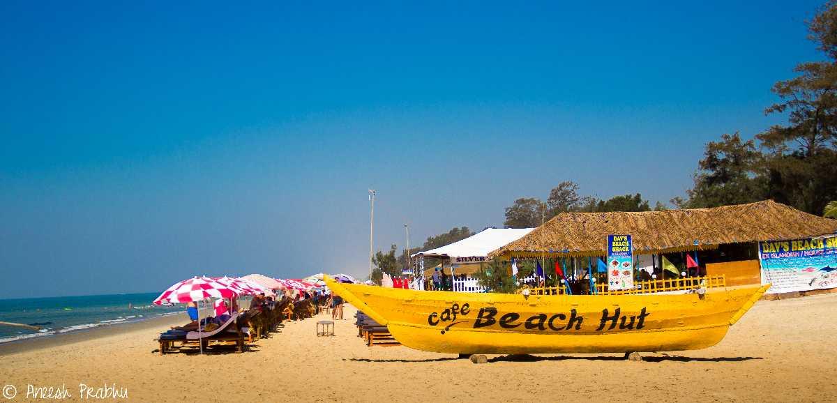 Yellow Beach Cafe