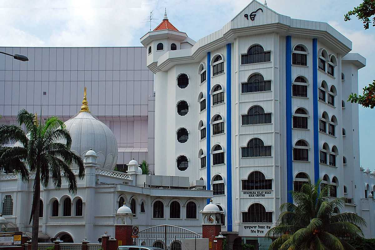 Gurdwara Silat Road Sikh Center