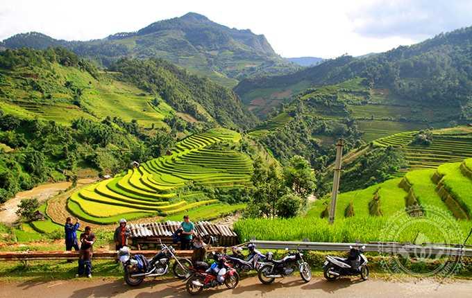 Cao Bang, Trekking in Vietnam