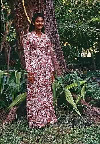 Traditional Dress Of Maldives 5 Local Traditional