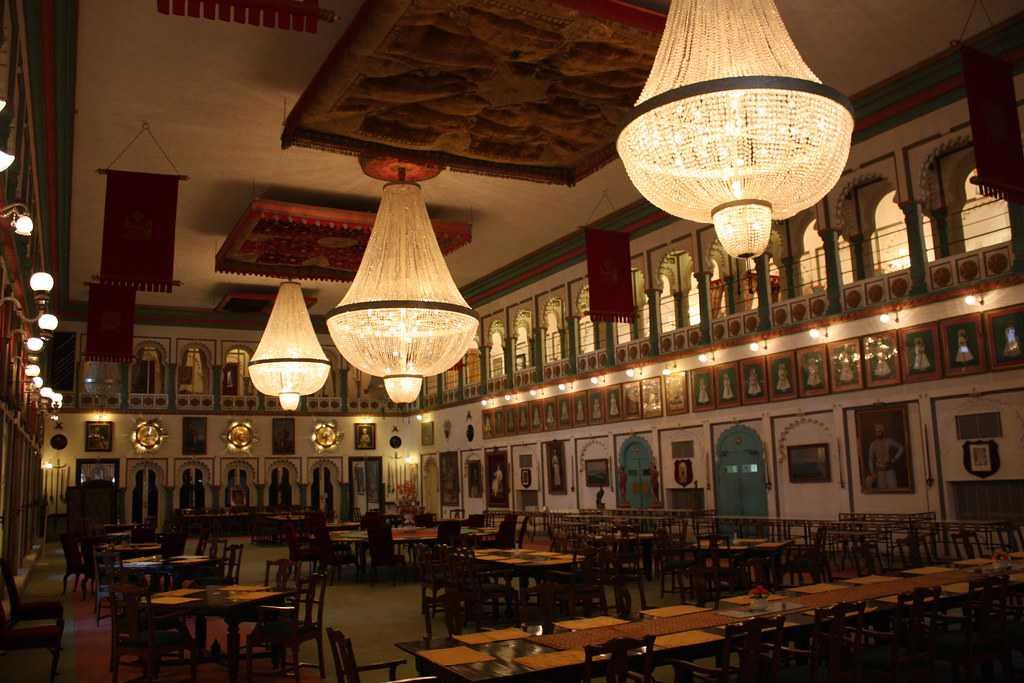 Fateh Sagar Palace