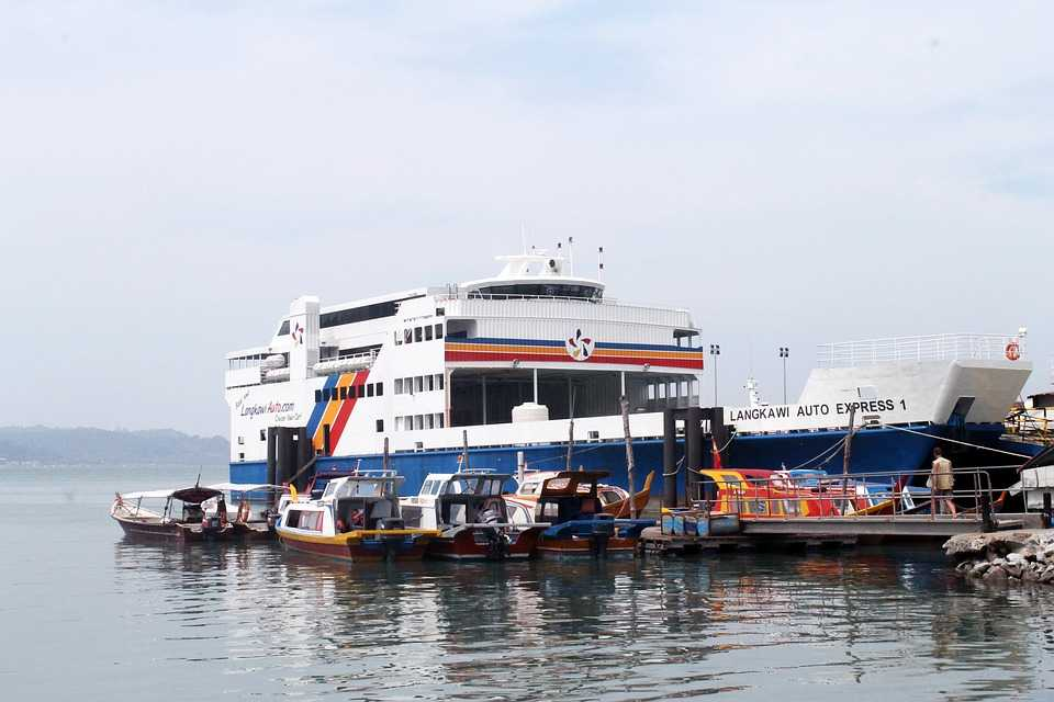 Ferry, Langkawi