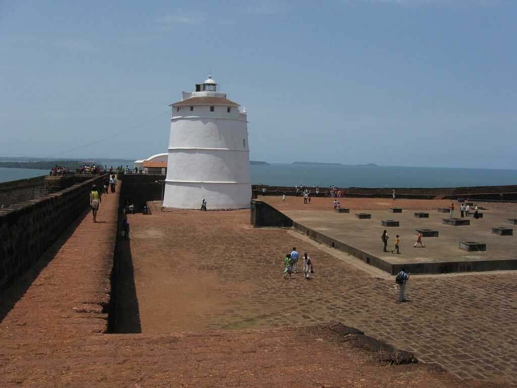 Forts in Goa