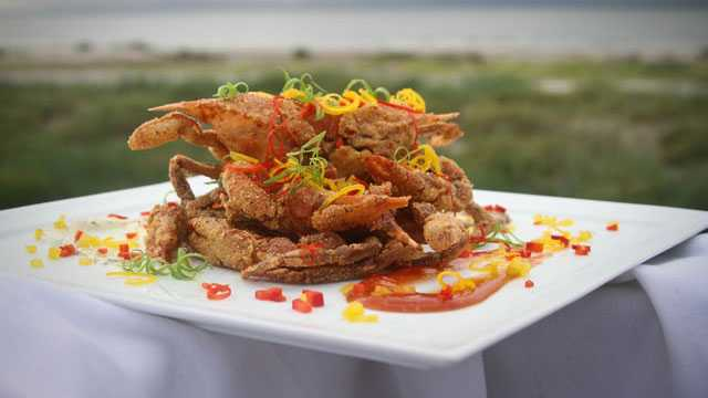 Japanese Soft Shell Crab, Food and drinks in Singapore